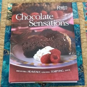 Cookbook Chocolate Sensations